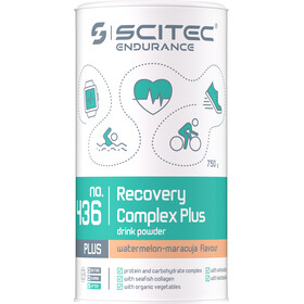 SCITEC Recovery Complex Plus Drink Powder 750g, Maracuja-Melone